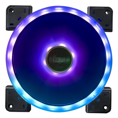 Akasa Vegas TL 140mm 1200RPM Dual Sided RGB LED Fan