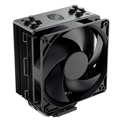 Cooler Master Hyper 212 Black Edition Universal Socket 120mm PWM 2000RPM Black Fan CPU Cooler