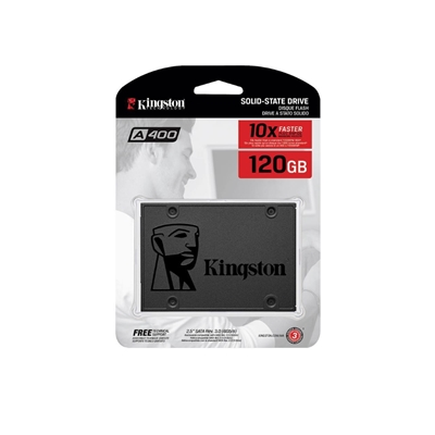 Kingston SSDNow A400 120GB SATA III SSD