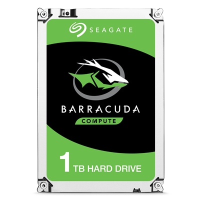 "Seagate BarraCuda ST1000LM048 1TB 2.5"" 5400RPM 7mm 128MB Cache SATA III Internal Hard Drive"