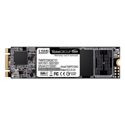 Team MS30 256GB M.2 2280 SATA III SSD