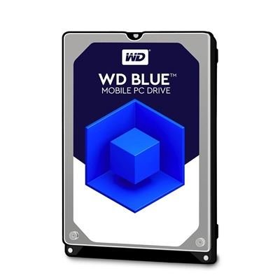 "WD Blue WD10SPZX 1TB 2.5"" 5400RPM 128MB Cache SATA III Internal Hard Drive"