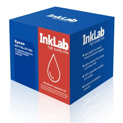 InkLab 27 XL Epson Compatible Multipack Replacment Ink