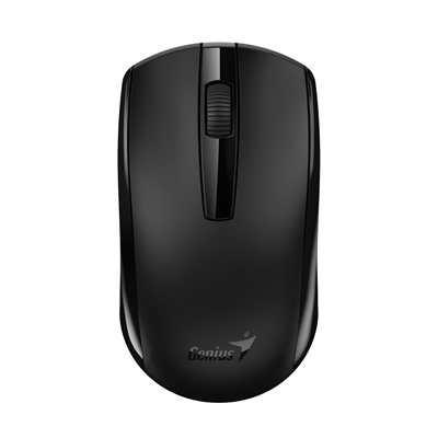 Genius ECO-8100 Wireless Black Rechargeable Mouse