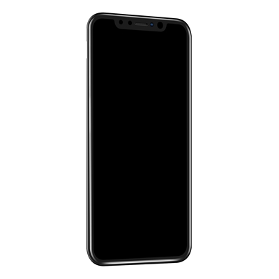 iPhone X OLED Screen Assembly Black