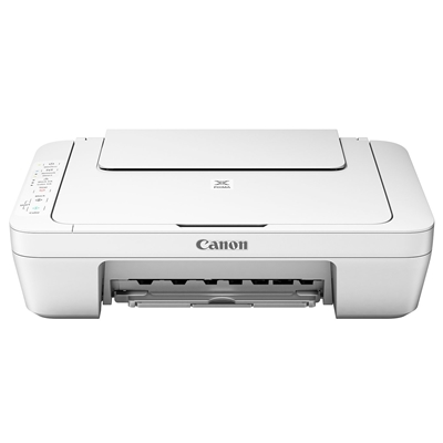 Canon PIXMA MG3051 Colour Wireless Multifunction Inkjet Printer in White