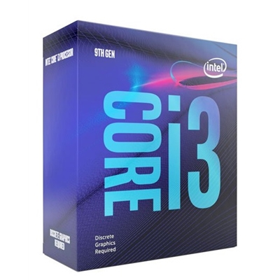 Intel i3 9100 Coffee Lake Refresh 3.6GHz Quad Core 1151 Socket Processor