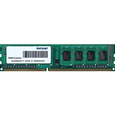 Patriot Signature Line 4GB with Heatsink (1 x 4GB) DDR3 1600MHz DIMM System Memory