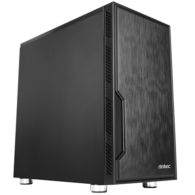 Antec VSK 10 Micro Tower 2 x USB 3.0 Black Case