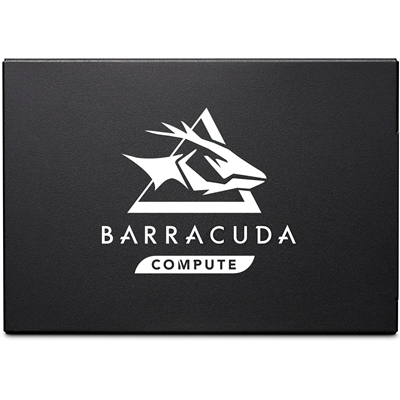 "Seagate BarraCuda Q1 480GB SATA 2.5"" SSD"