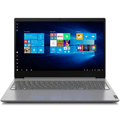 Lenovo V15 82C7004UK Ryzen 3 3250U 8GB RAM 256GB SSD 15.6 inch Full HD Windows 10 Home Laptop Grey
