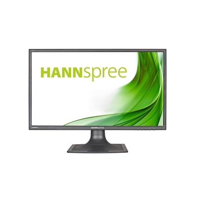 "Hannspree HS247HPV 23.6"" DVI / HDMI / VGA Speakers Black Monitor"