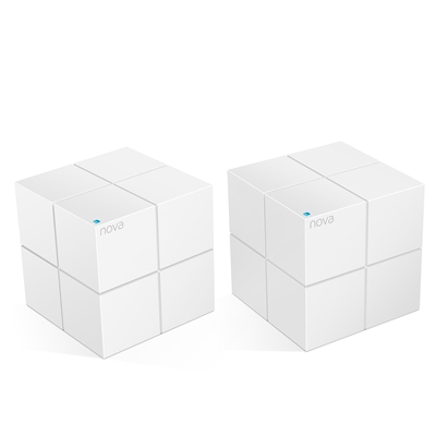 Tenda Nova MW6 Whole Home Mesh WiFi System (2 Pack)