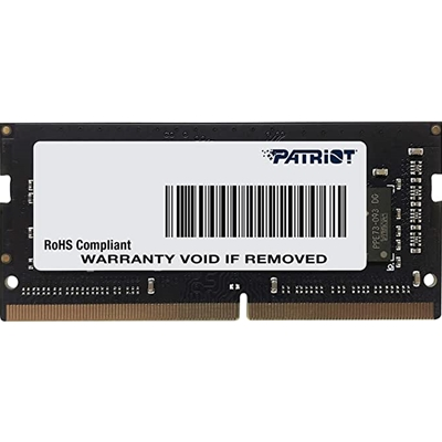 Patriot Signature Line 8GB No Heatsink (1 x 8GB) DDR4 2666MHz SODIMM System Memory