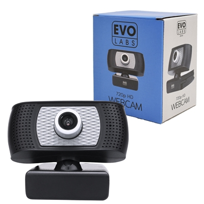 Evo Labs CM-01 HD Webcam with Mic