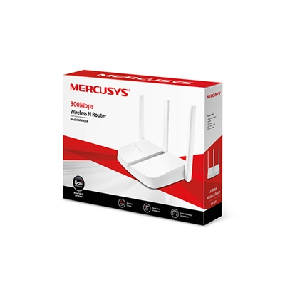 Mercusys MW305R 300Mbps Wireless N Cable Router