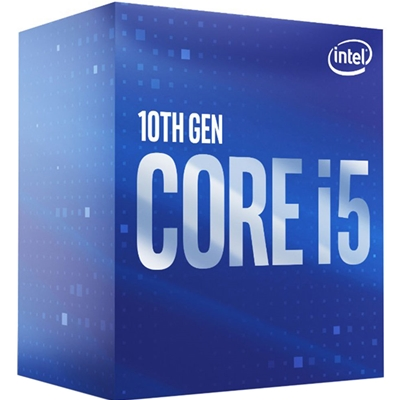 Intel i5 10600K Comet Lake Six Core 3.6GHz 1200 Socket Processor