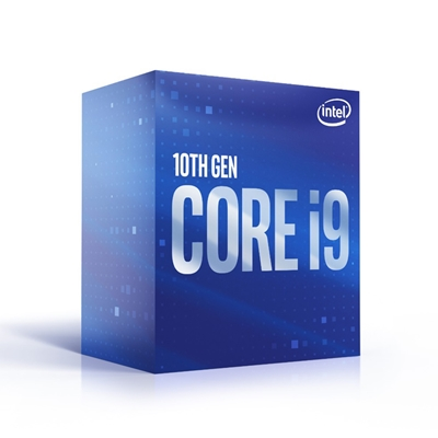 Intel i9 10900 Comet Lake 10 Core 2.8GHz 1200 Socket Processor