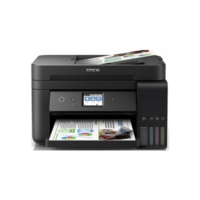 Epson Ecotank ET-4750 Colour Wireless All-in-One Printer