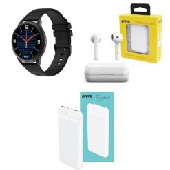 Outdoor and Fitness Bundle with Xiaomi MI IMILAB Smartwatch