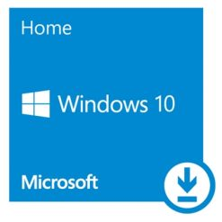 Microsoft Windows 10 Home 32/64bit Operating System- Electronic Download